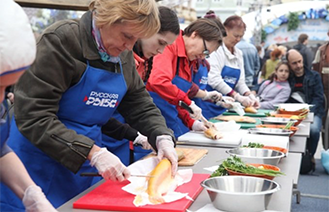 Festival Fish Week in Moscow 2018 03